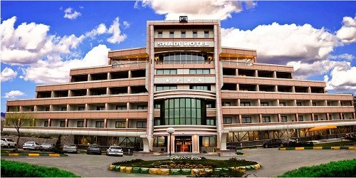Four Star Hotel Shadi in Sanandaj