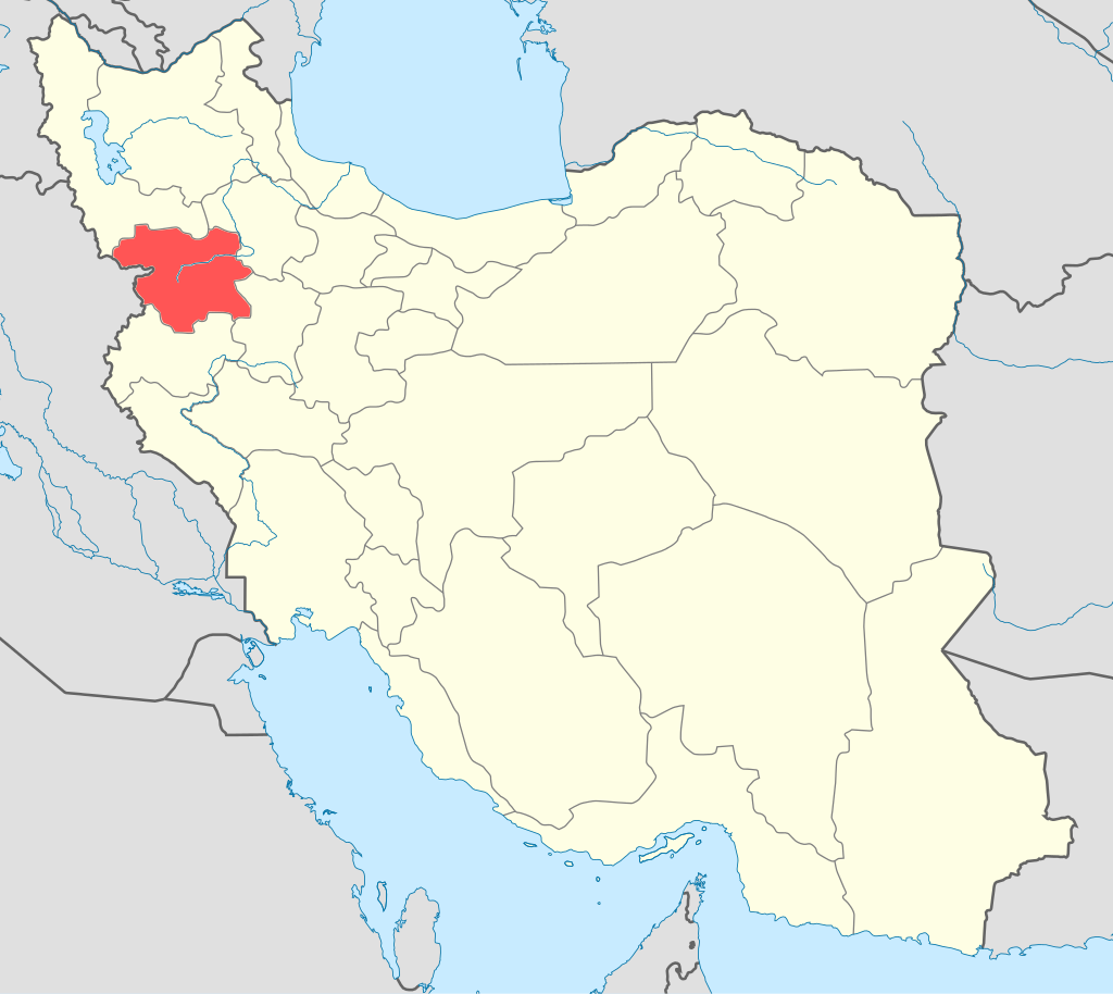 Province Kordestan (Sanandaj)