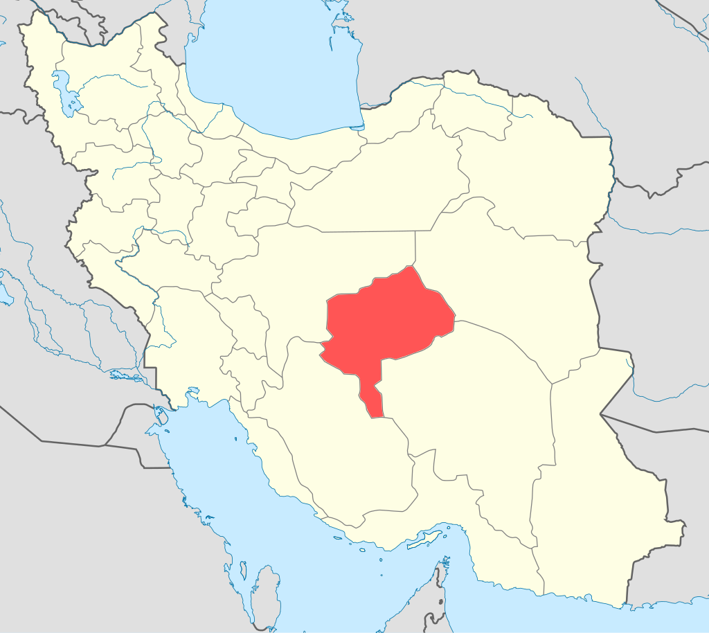 Province Yazd