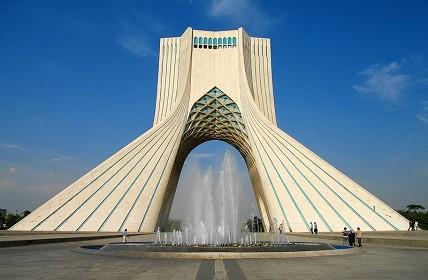 Province Tehran - Azadi Square