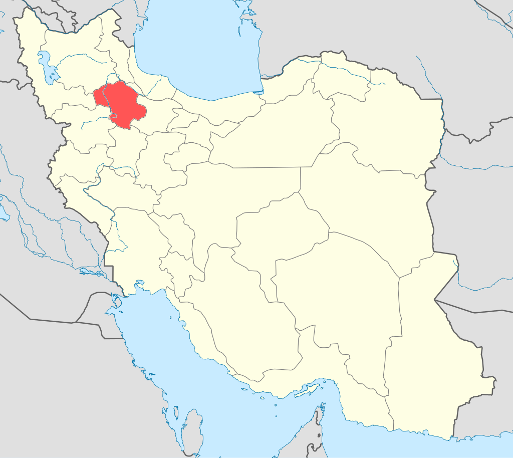 Province Zanjan