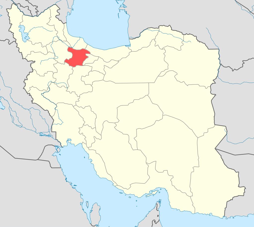 Province Qazvin