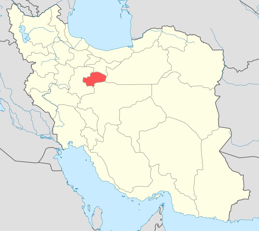 Province Qom