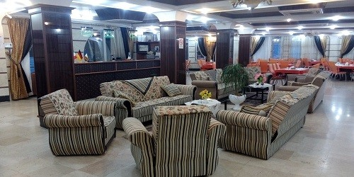 Four Star Hotel Darband in Mahdishar