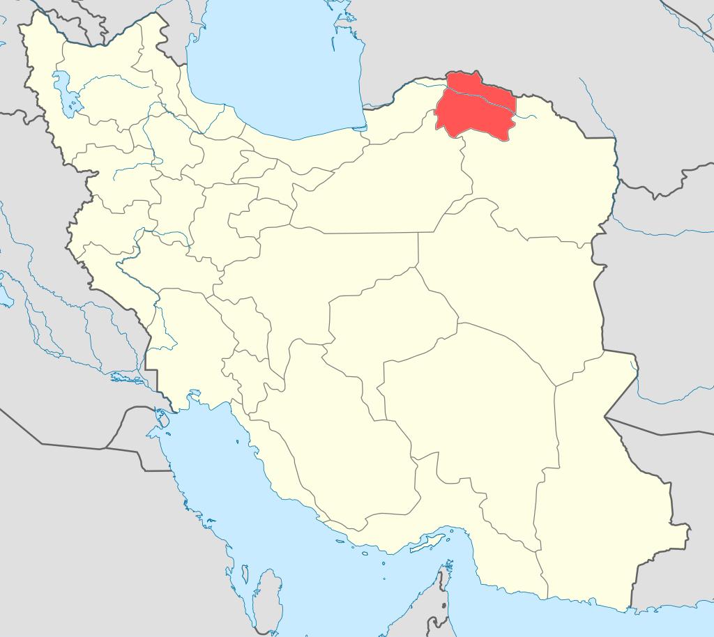 Province North Khorasan (Bojnurd)