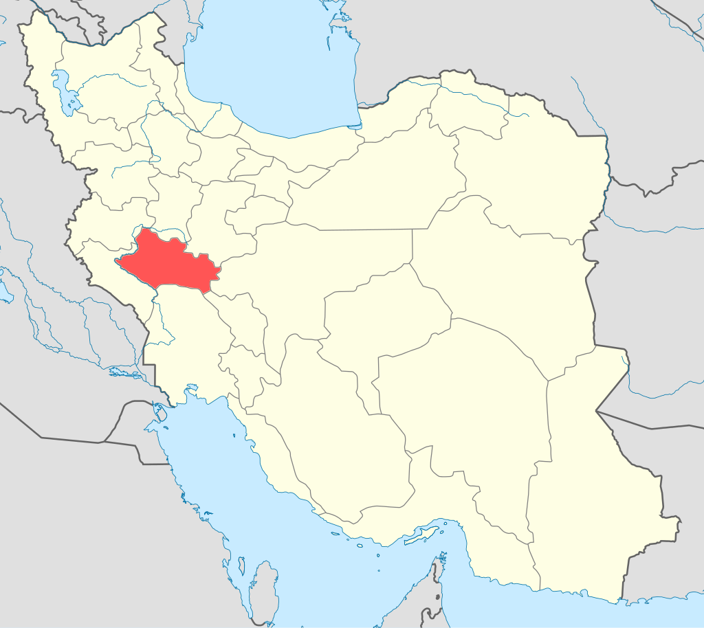 Province Lorestan Khoramabad