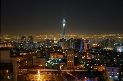 Province Tehran - Milad Tower