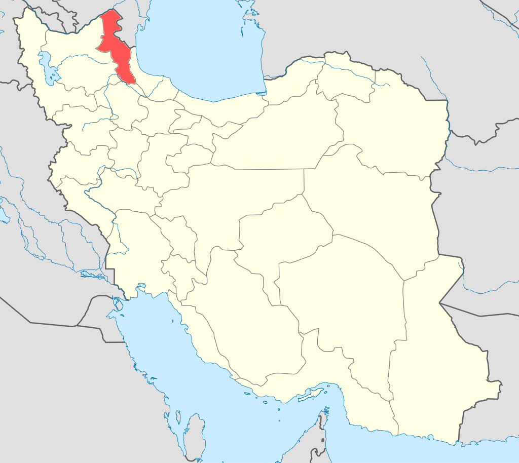 Province Ardabil