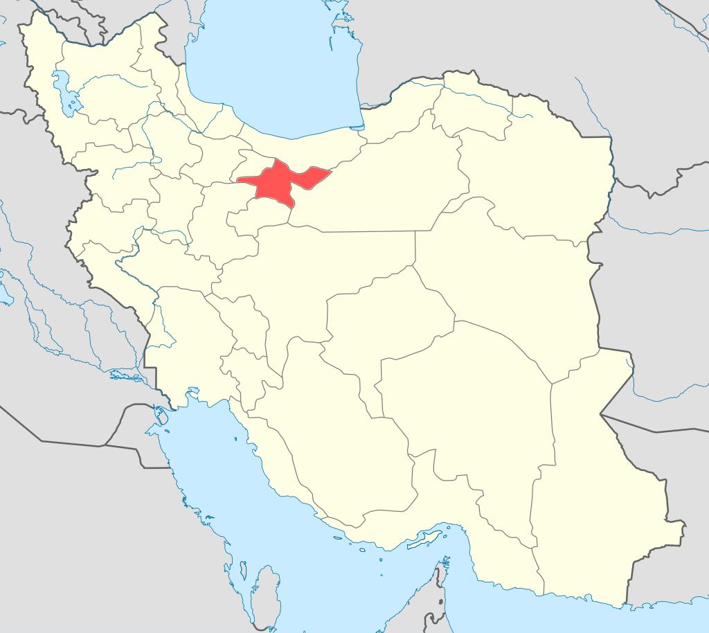 Province Tehran