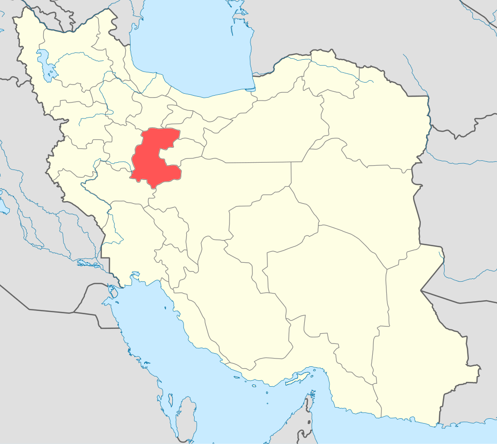 Province Markazi (Arak)