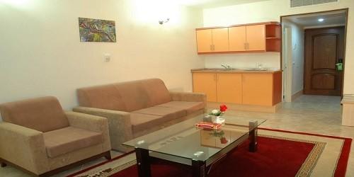 Four Star Hotel Minoo in Mashhad