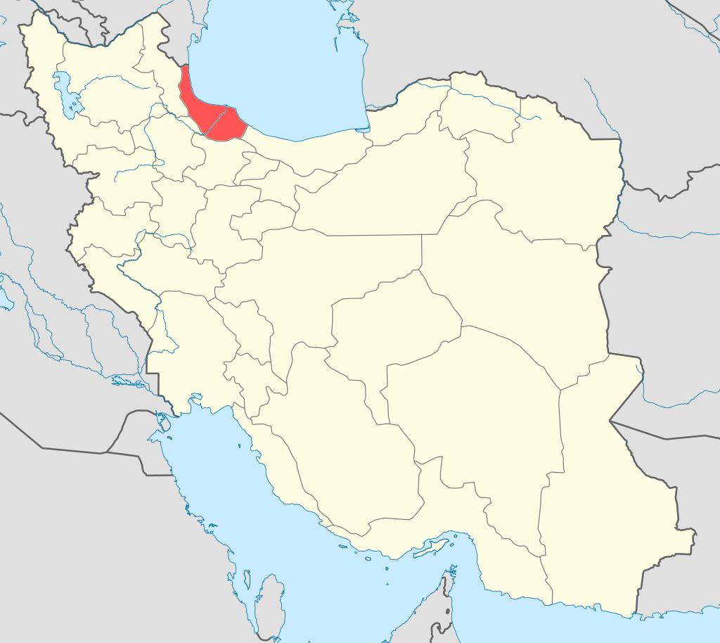 Province Gilan (Rasht)