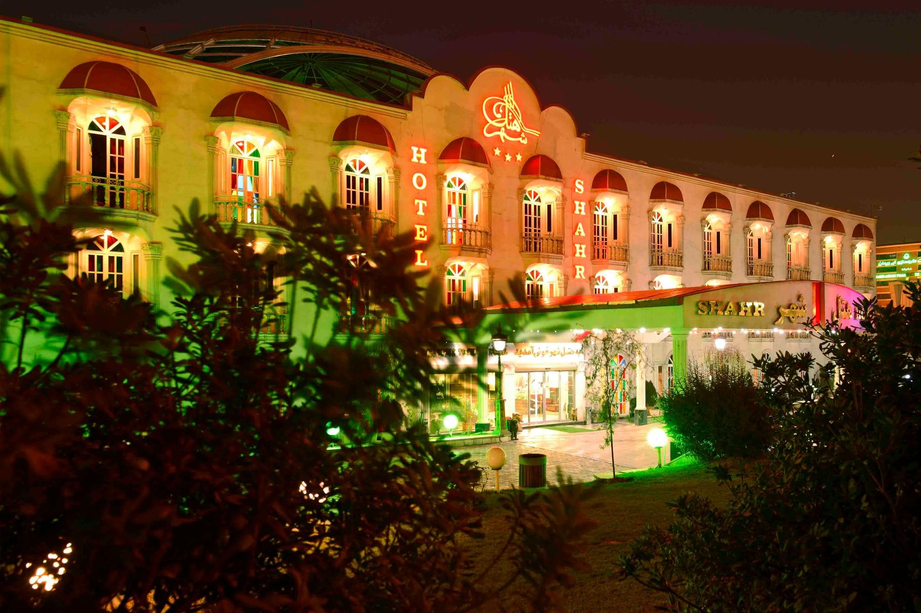 Hotel Shahr