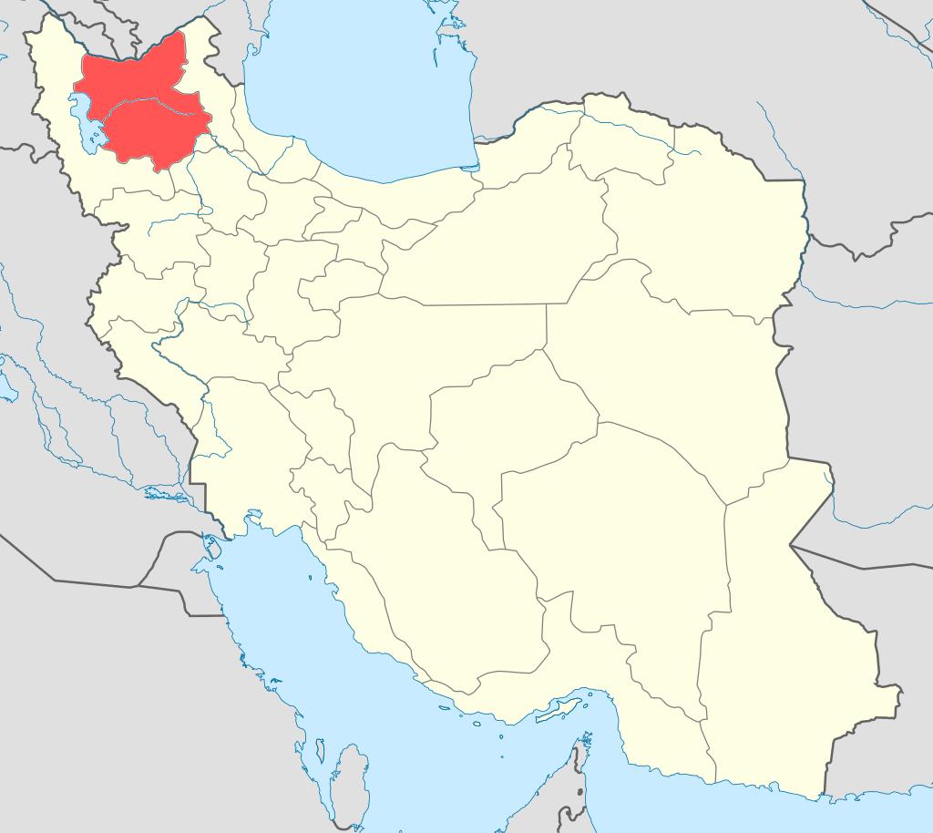 Province East  Aserbaidschan (Tabriz)