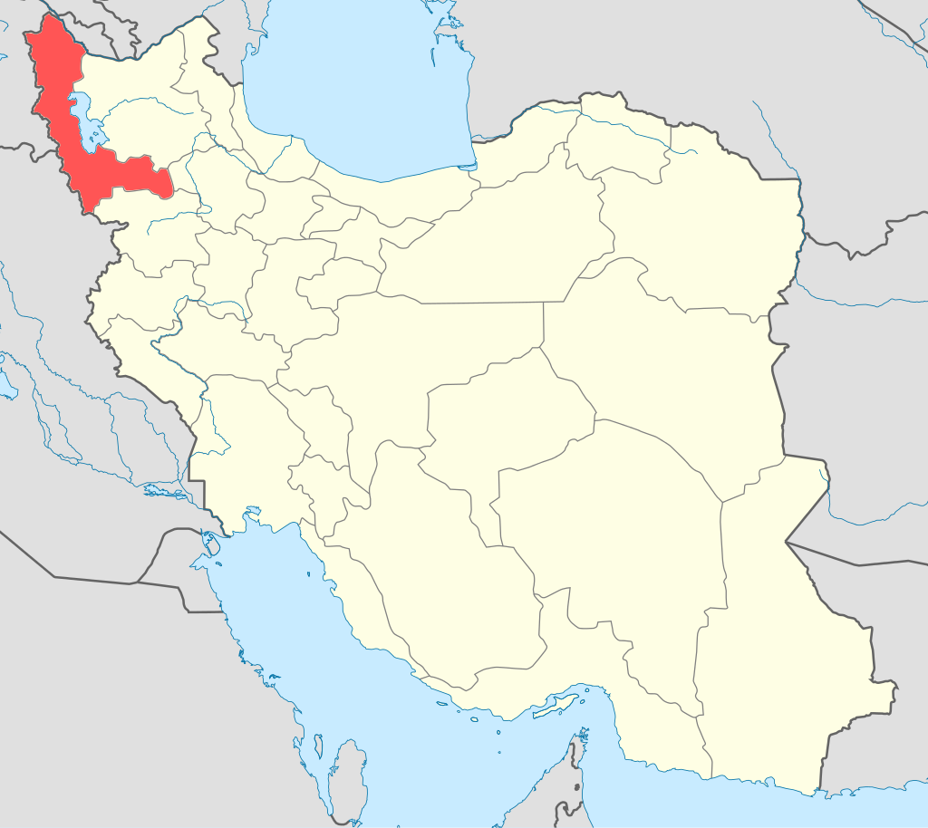 Province West - Aserbaijan (Orumiyeh)