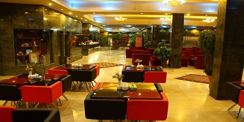 Five Star Hotel Persepolis in Shiraz