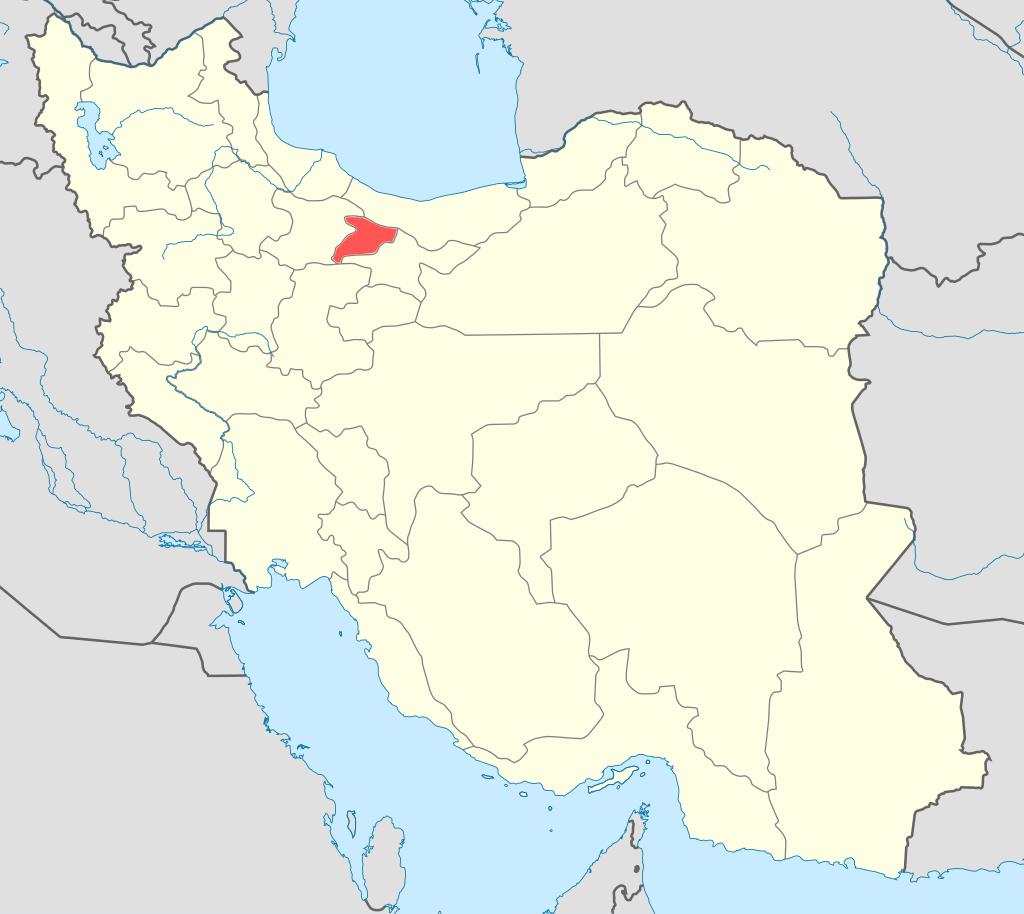 Province Alborz (Karaj)