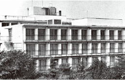 *The completion of the ABK building in 1960