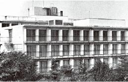 ※2 Penyelesaian pembangunan gedung ABK pada tahun 1960