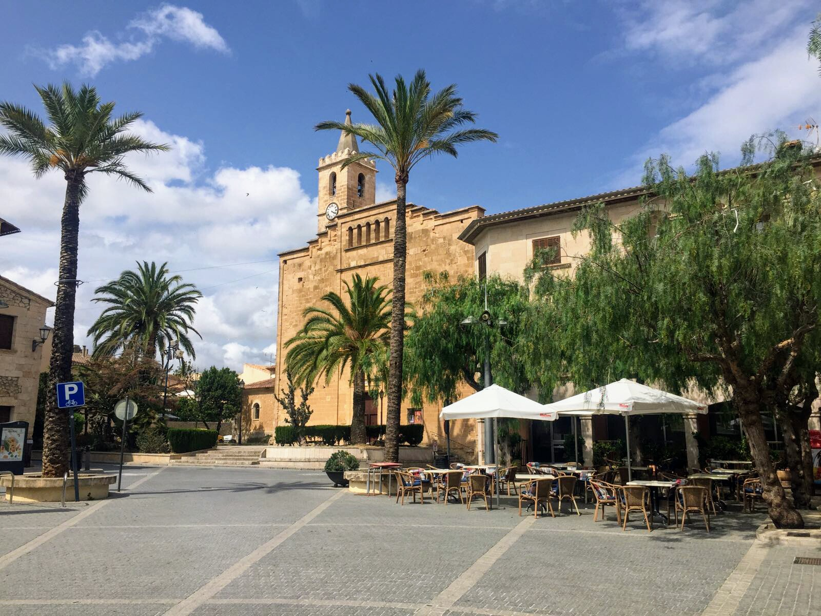 Markt Sant Llorenc