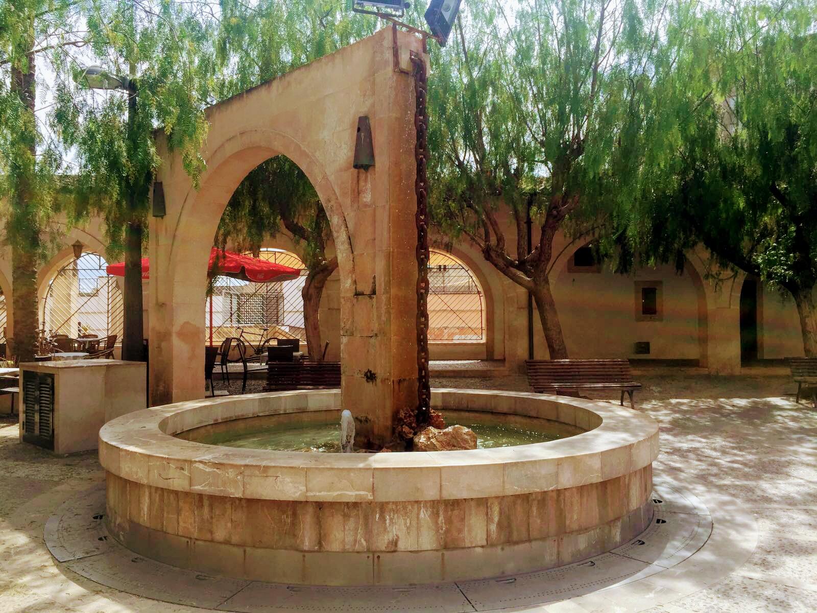 Brunnen Sant Llorenc