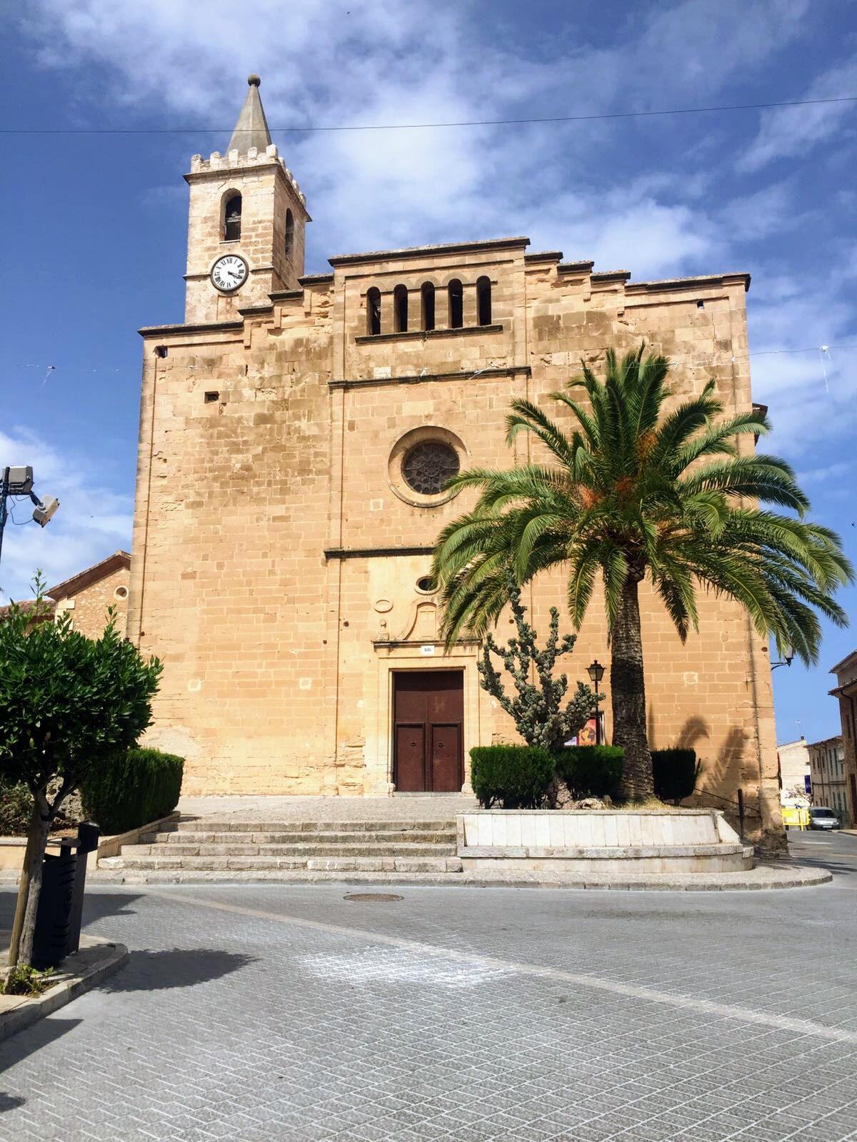 Kirche Sant Llorenc