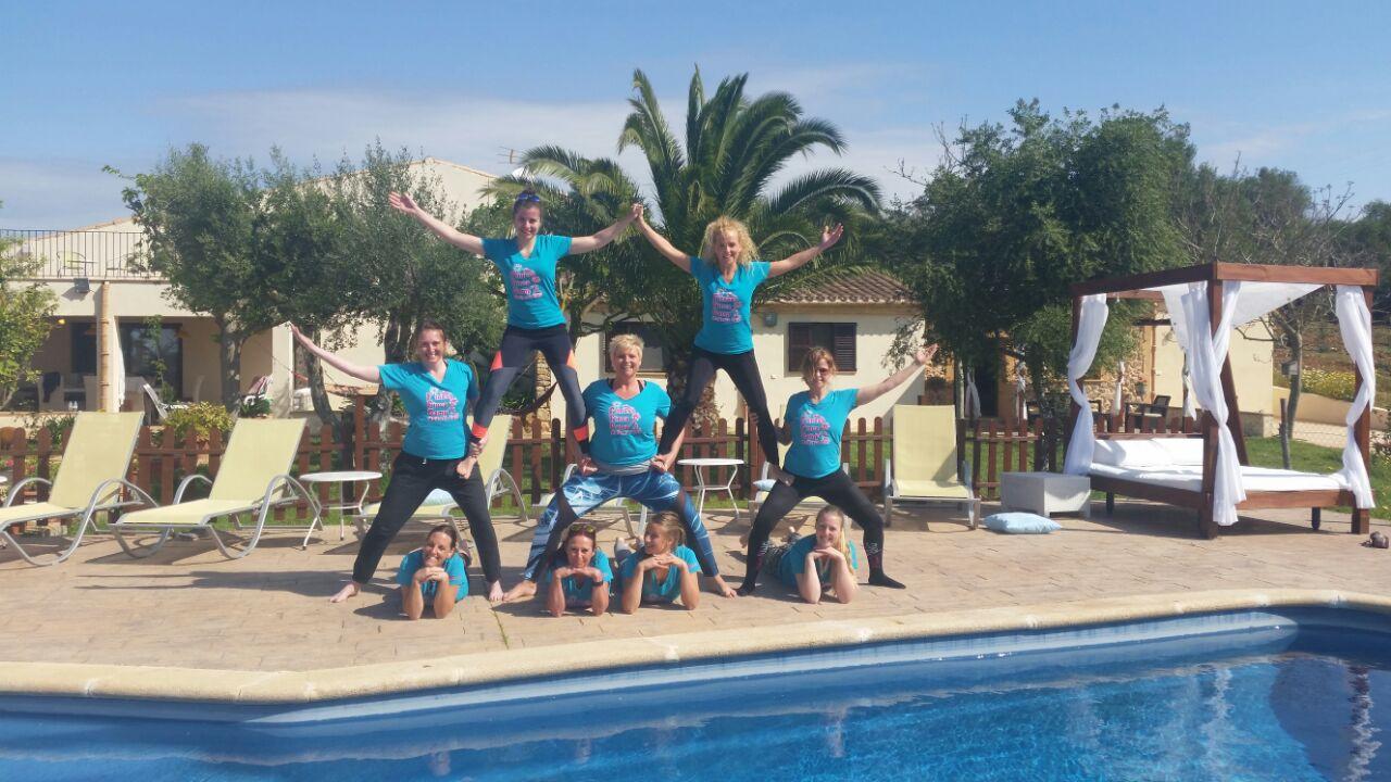 Sportcamp 2017 Finca Es Puig