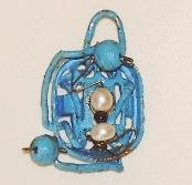 passions and attraction,pendant,gold-auric,plastic,pearls,garnet