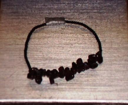 Advice,bracelet,garnet