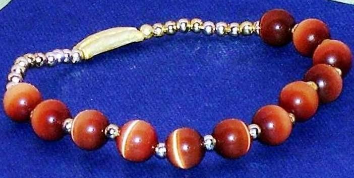 tigre,bracelet,mixed media