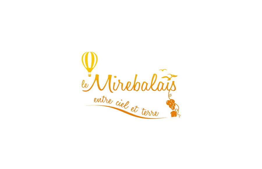 Création logo - Communauté de communes du Mirebalais (86) - Maison du tourisme