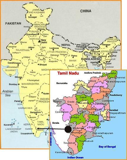 Ort: Dharmathupatti | Bundesstaat: Tamil Nadu | Distrikt: Theni