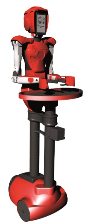 Assistenzroboter Schweiz Joey