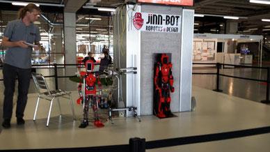 Assistenzroboter Schweiz SINDEX fair