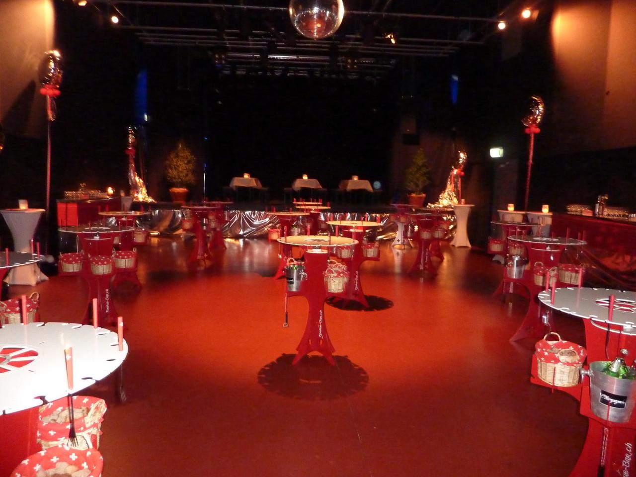 Fondue- und Raclette-Events