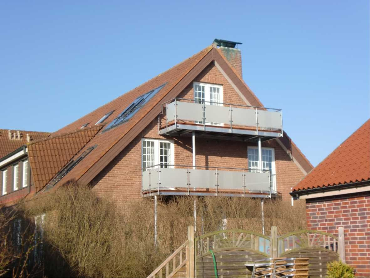 Haus Gertrude, Rosengang 3 auf Juist