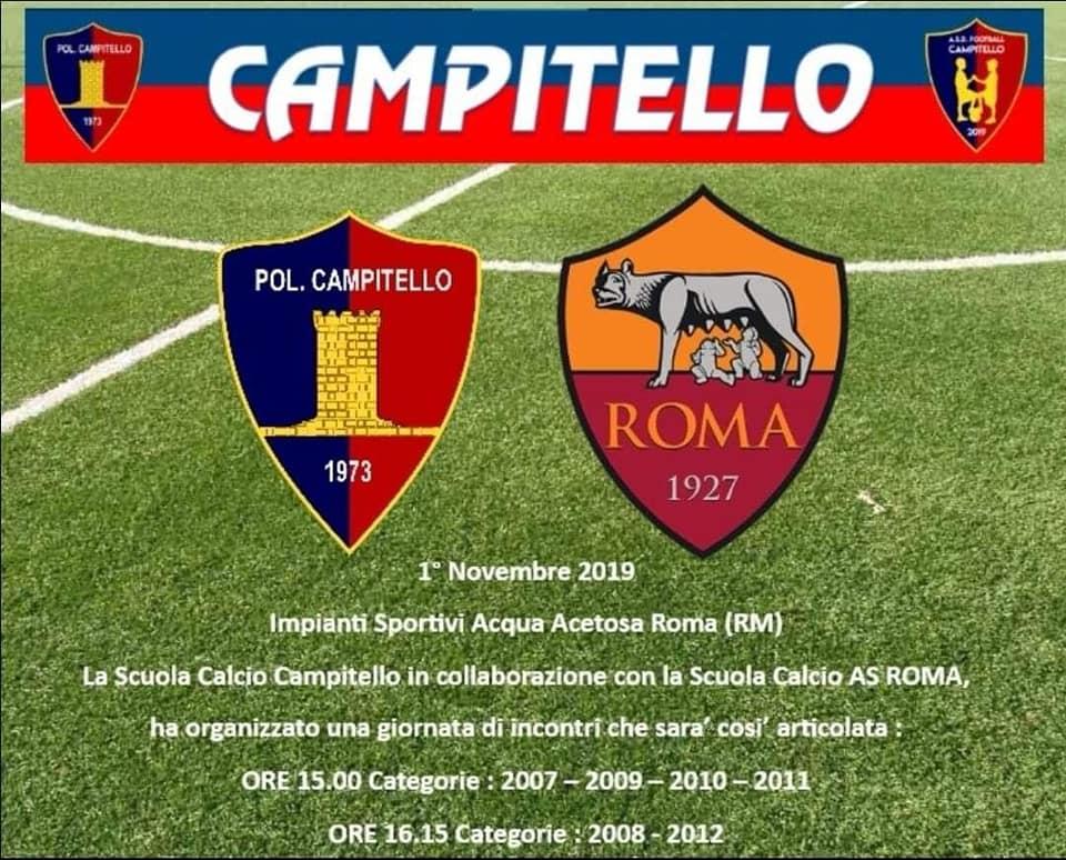 Una giornata con l'AS Roma...