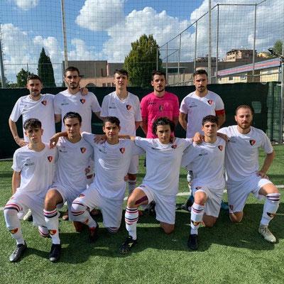 Campitello - Montefranco ... Match vinto per 3 a 0