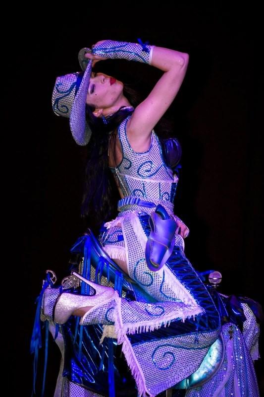 Costume de scène COWBOY - Ruby Colibri