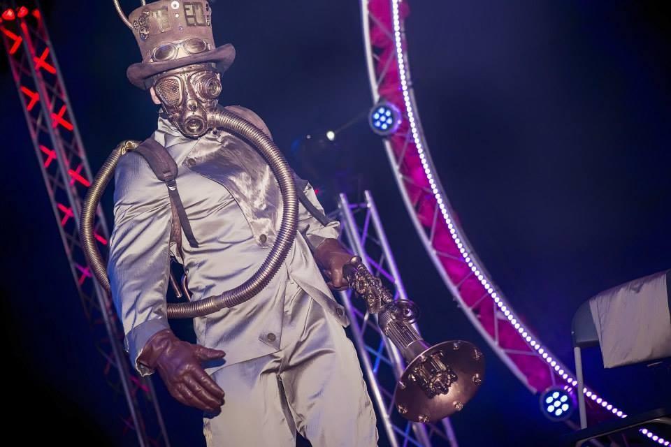 Costume NEMO - Franky Lowatt