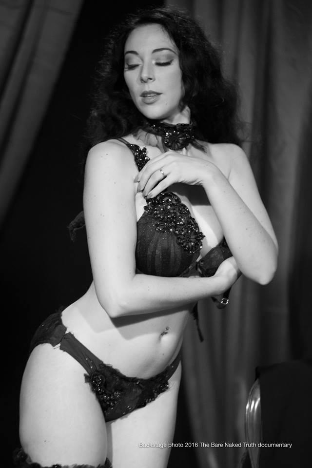 Costume de scène PHANTASME - Ruby Colibri