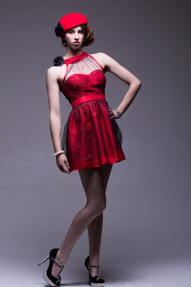 Robe RED-RETRO
