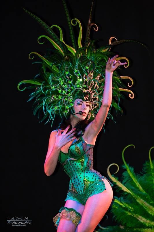 Costume MEDUSA - Ruby Colibri