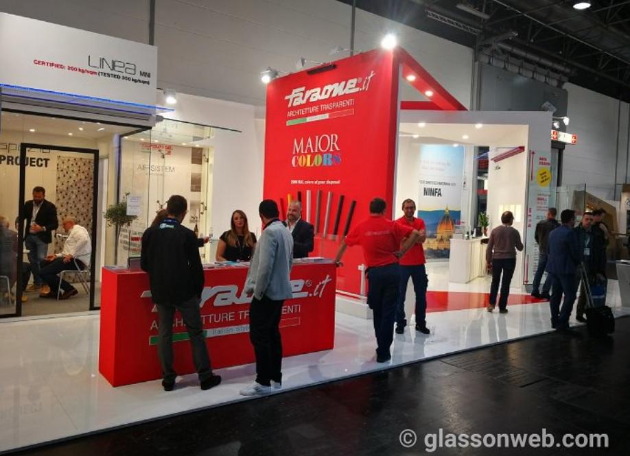 Faraone Expo - Glasstec 2018