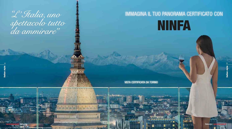 Профиль Ninfa 5 / Faraone 2018