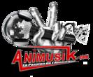 Logo Animusik animateur soirées