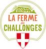 Logo producteur local La ferme de Challonges