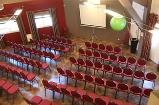 Notre salle de réception assemblée générale d'entreprise