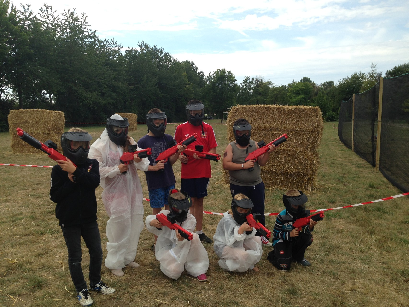Camping avec animations camping 80 dans la somme en for Camping dans la somme avec piscine