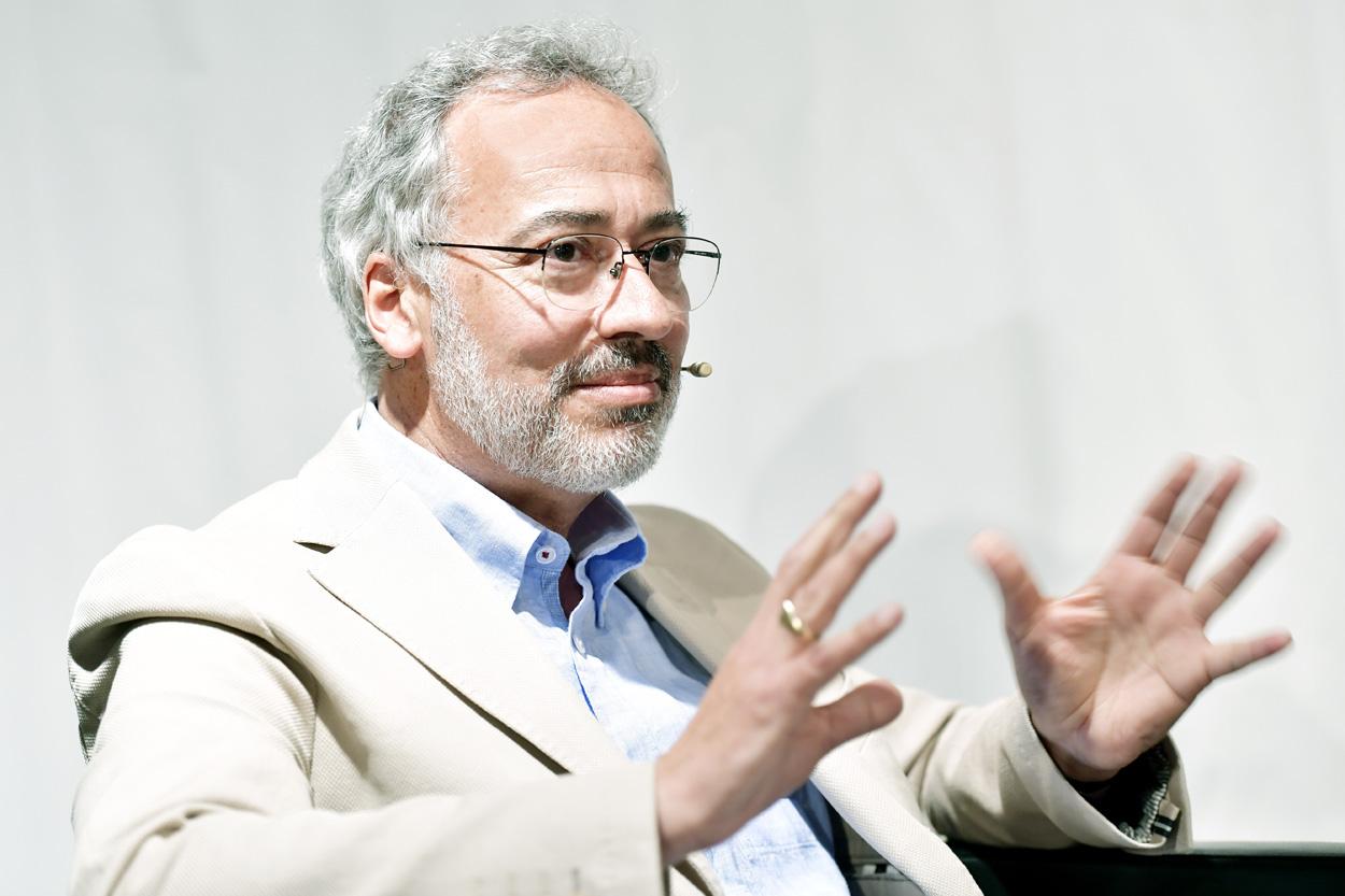 Prof. Dr. Daniel Süss (prof. de psychologie des médias, ZHAW)
